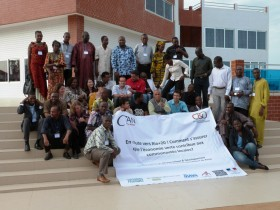 L'atelier 2012 du RC&D, au Bénin
