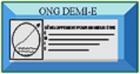 Logo ONG DEMI-E