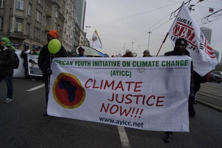 Pour plus de justice climatique