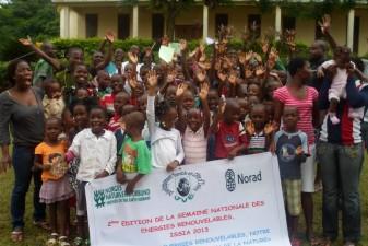 Les enfants se mobilisent sur l'énergie