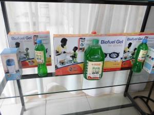 les produits éthanol à base de hyacinthe d'eau
