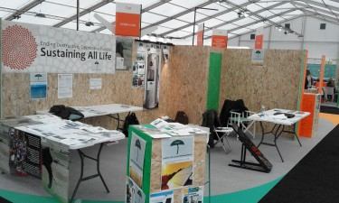 CGE stand COP21