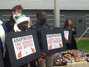 Action canards adaptation COP21
